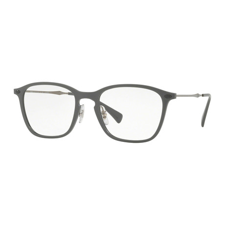 Ray-Ban // Men's 0RX8955 Optical Frames // Gray Gunmetal