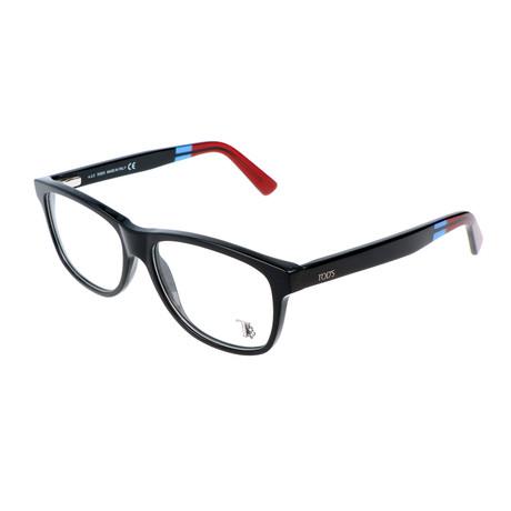 Men's TO5157 Optical Frames // Shiny Black