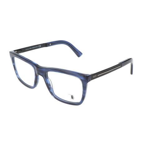 Men's TO5167 Optical Frames // Blue