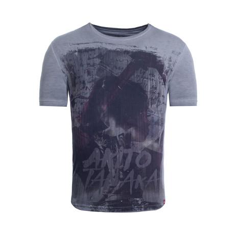 Tattoo T-Shirt // Anthracite (S)