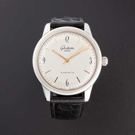 Glashütte Original Sixties Automatic // 39-52-01-02-04 // Pre-Owned