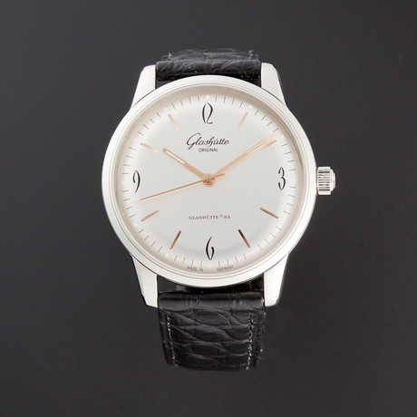 Glashütte Original Senator Sixties Automatic // 39-52-01-02-04 // Pre-Owned