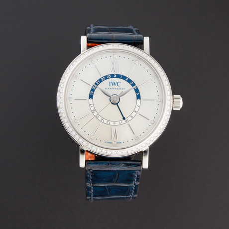 IWC Ladies Portofino Automatic // IW4591-01 // Pre-Owned