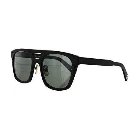 Vilebrequin // Unisex 1822157 Square Sunglasses // Smoke