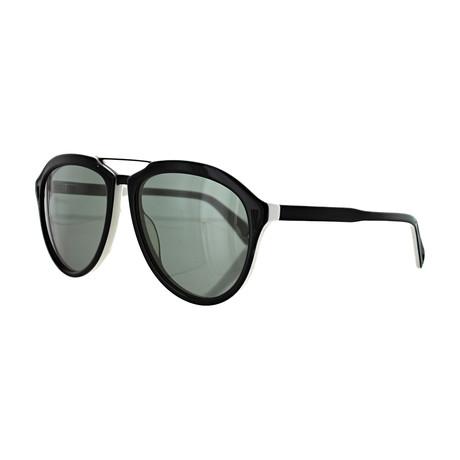 Vilebrequin // Unisex 1722121 Aviator Sunglasses // Gray