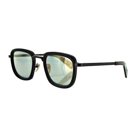 Vilebrequin // Unisex 1722126 Square Sunglasses // Black