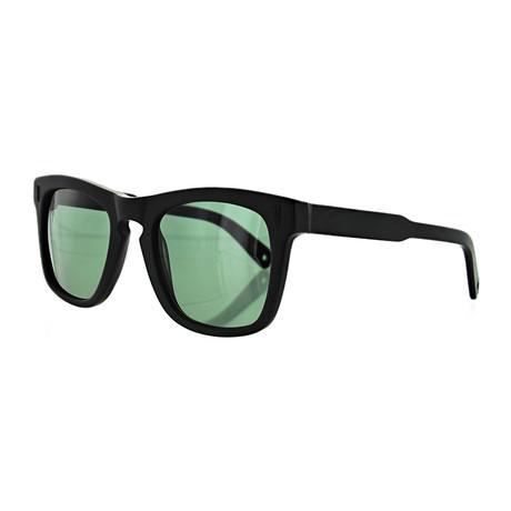 Vilebrequin // Unisex 1722131 Square Sunglasses // Green
