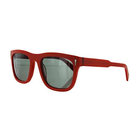Vilebrequin // Unisex 1722117 Sunglasses // Red