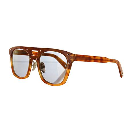 Vilebrequin // Unisex 1822155 Square Sunglasses // Brown