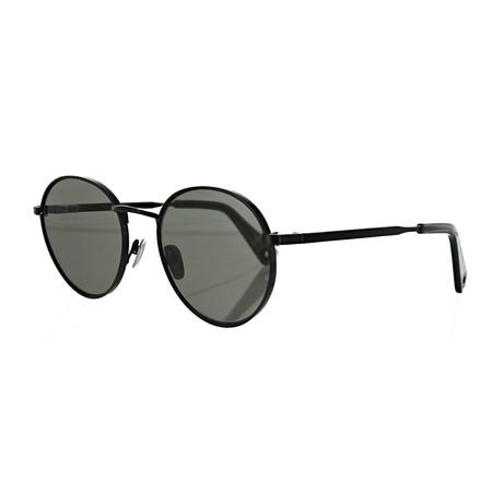 Vilebrequin // Unisex 1722113 Round Sunglasses // Smoke
