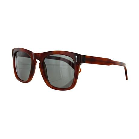Vilebrequin // Unisex 1722133 Square Sunglasses // Havana