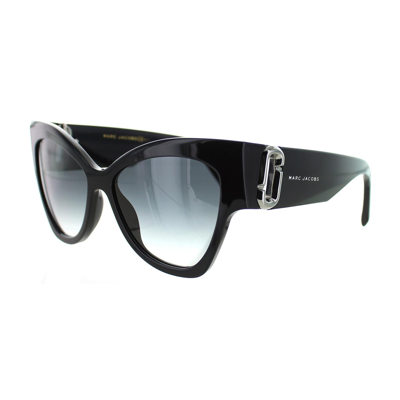 8e6d777896dc 716e3ba53729be403529c385f61578fe medium. Marc Jacobs // Women's Cat-Eye  Sunglasses ...