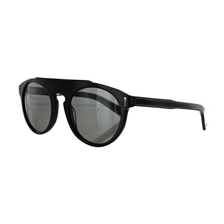 Vilebrequin // Unisex 1722107 Round Sunglasses // Smoke