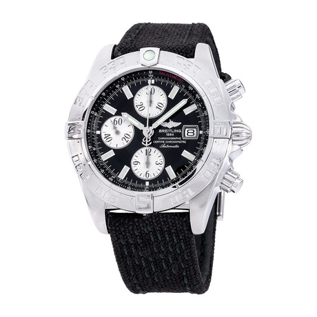 Breitling Galactic Chronograph Automatic // A1336410/B719 // New