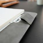 Wireless Charging Notebook // Gray