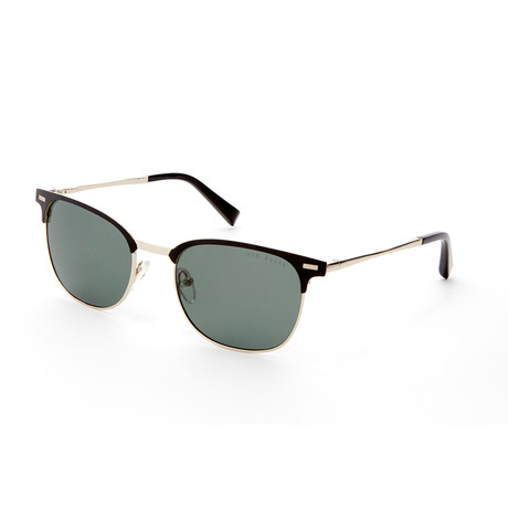 Men's Konnor Polarized Sunglasses // Black