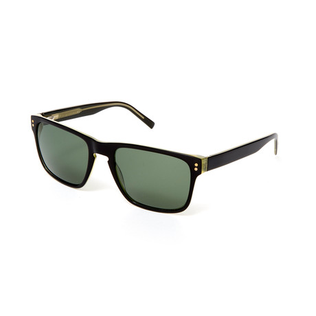 Junior Polarized Sunglasses // Black