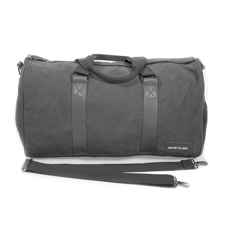 Duffle Bag // Charcoal