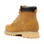 Steel-Toe Classic Work Boots // Tan (US: 5)