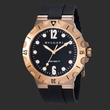 Bulgari Diagono Professional Automatic // 102326