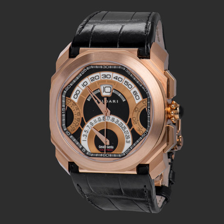 Bulgari Octa Chronograph Automatic // 101837