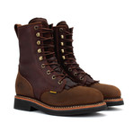 Lacer Work Boots // Dark Brown (US: 7)