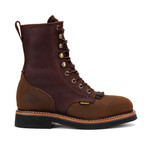 Lacer Work Boots // Dark Brown (US: 6)