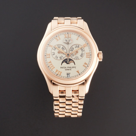 Patek Philippe Annual Calendar Moonphase Automatic // 5036-1R // Pre-Owned