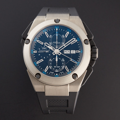 IWC Ingenieur Double Chronograph Automatic // IW376501 // New