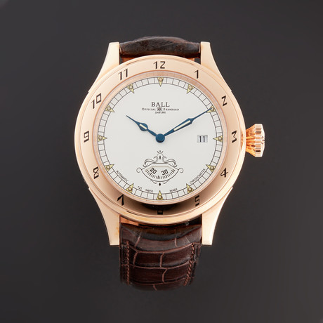Ball Automatic // NM1098D-PGLCJWH // Store Display