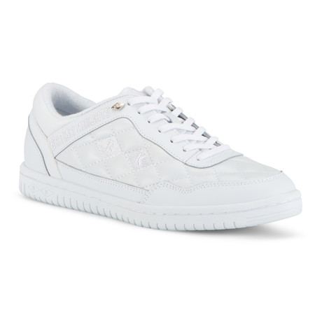 Quilts Sneaker // White (US: 7)