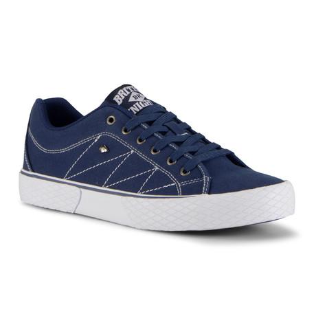 Vulture 2 Sneaker // Navy + White (US: 7)