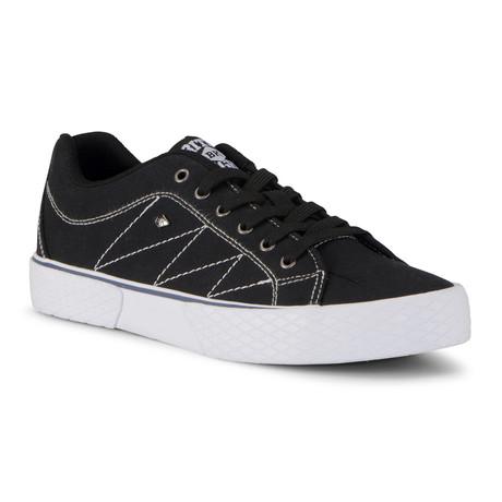 Vulture 2 Sneaker // Black + White (US: 7)