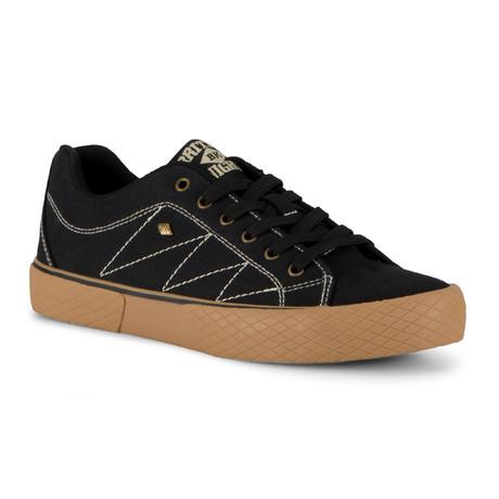 Vulture 2 Sneaker // Black + Gum (US: 7)