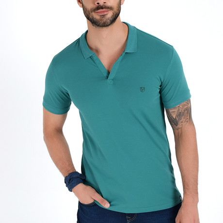 Polo Shirt // Green (S)
