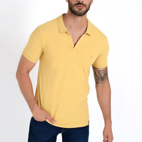 Polo Shirt I // Yellow (S)