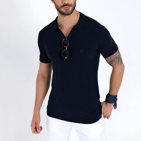 Polo Shirt // Navy (S)