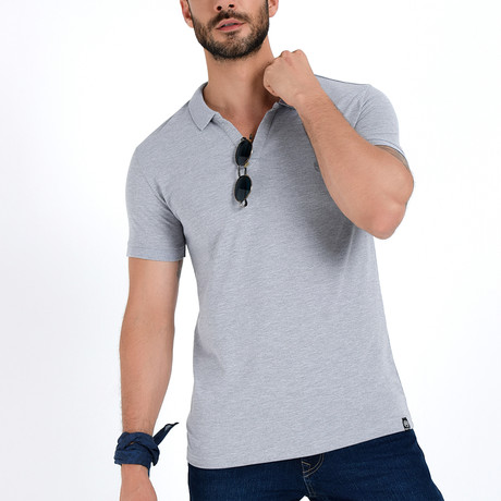 Polo Shirt // Anthracite (S)