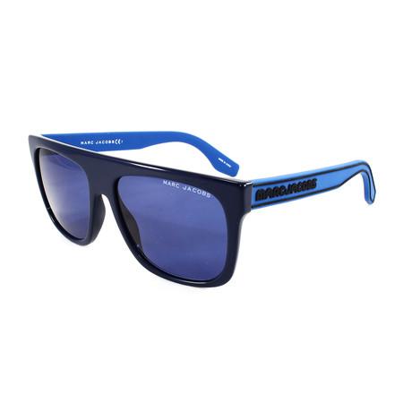 Men's 357S Sunglasses // Blue