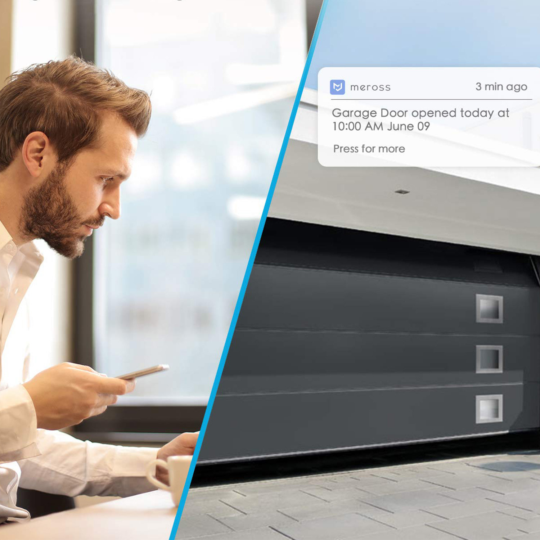Smart Garage Door Opener - Meross - Touch of Modern
