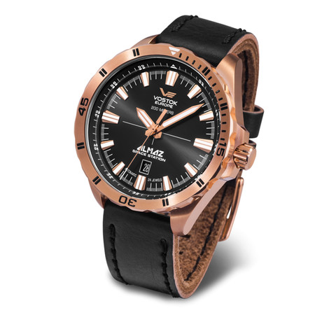 Vostok Europe Almaz Automatic // NH35A-320B259