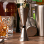 Bartender's Choice // 4-Piece French Cocktail Shaker Set
