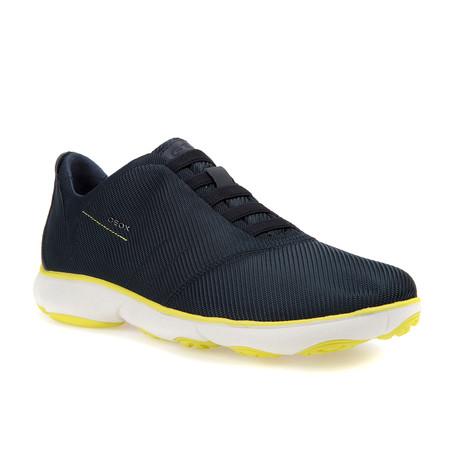 Nebula U Sneakers // Navy (Euro: 39)