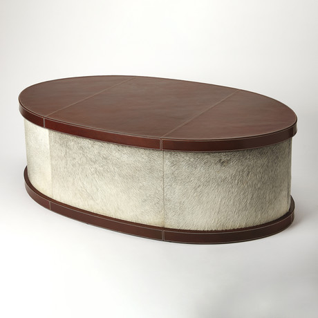 Federico Oval Coffee Table
