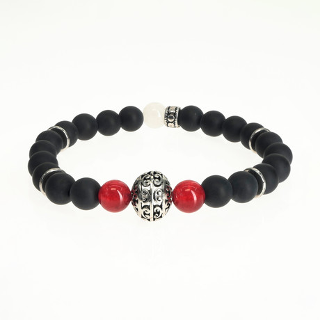 Protection + Strength + Harmony Bracelet