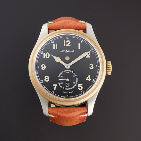 Montblanc Dual Time Automatic // 116479