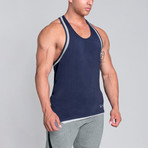 Gladiator Tank // Deep Navy (S)