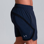 Contender Shorts // Deep Navy (L)