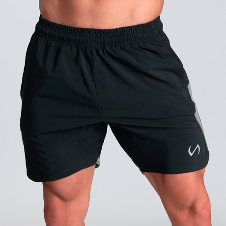 Contender Shorts // Black (S)