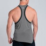 Gladiator Tank // Pewter (2XL)